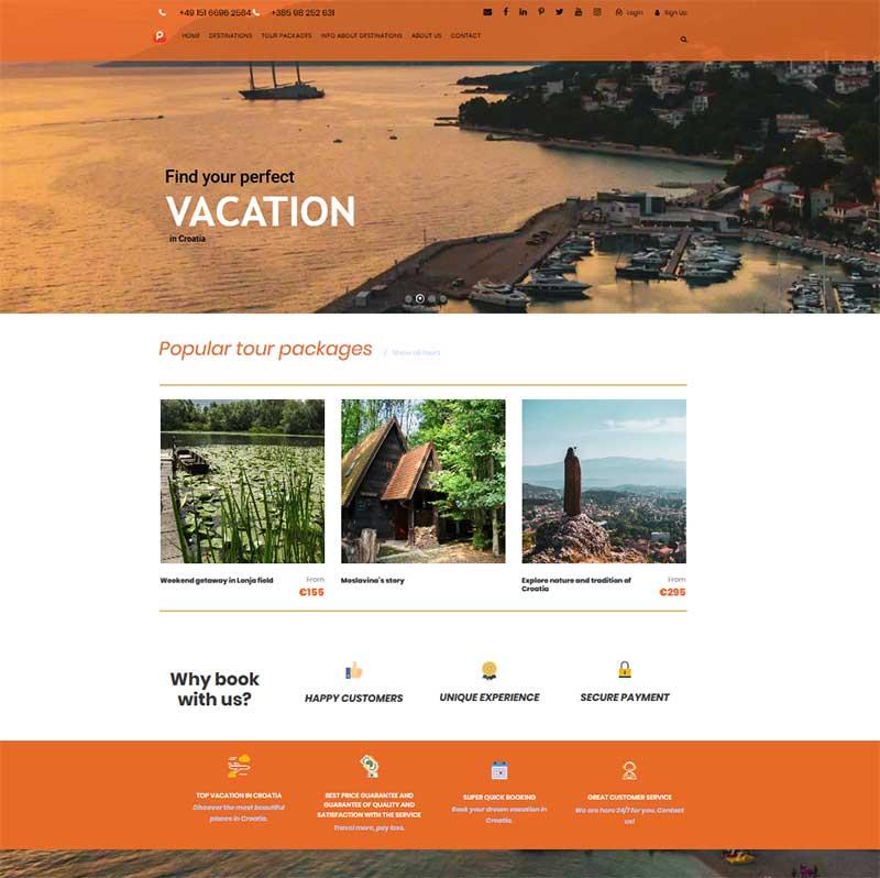 Pointers Travel DMC, web za turističku agenciju, booking putovanja, seo, seo optimizacija, PointersTravelDMC, PointersTravel DMC, organizacija putovanja, turistička agencija, izrada web stranica,